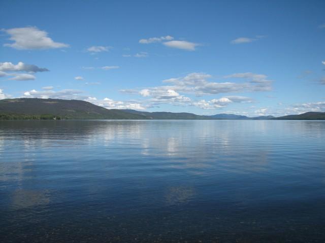 Lake François, en el corazón del territorio de Wet'suwet'en