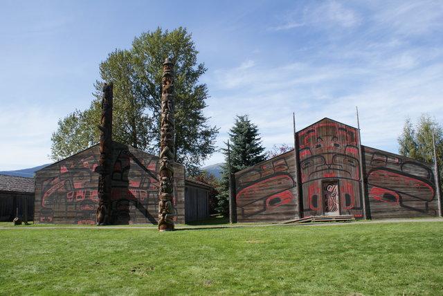 Ksan, New Hazelton, Columbia Britànica